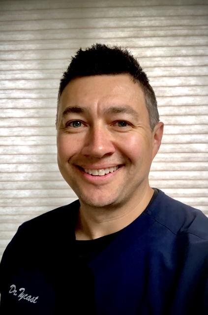 dentist Dr. David Tycast